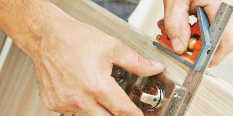 Lock Installation Good Lock