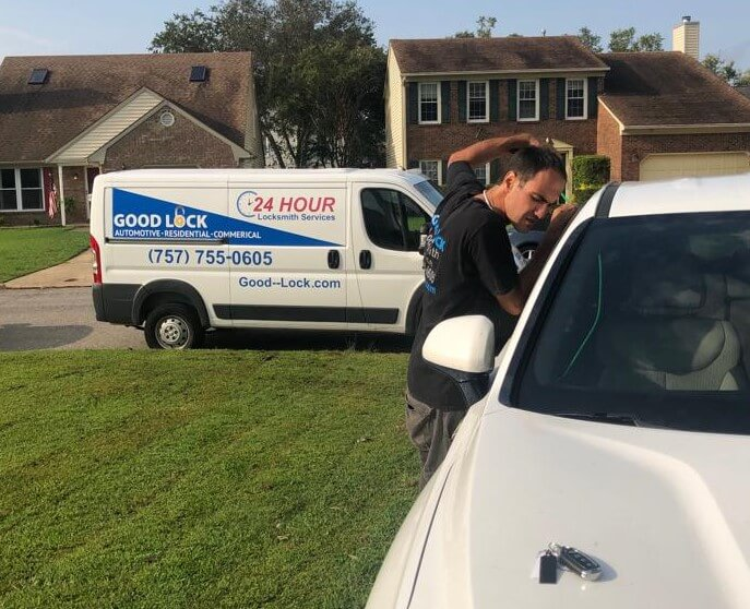 Goodlock emergency locksmith service