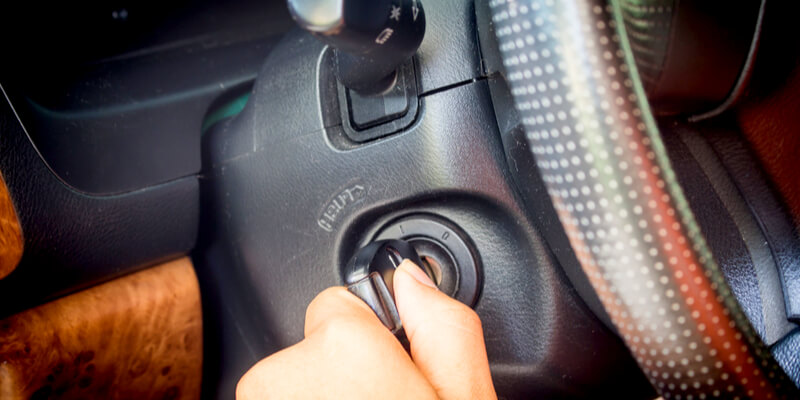 ignition key - Good Lock