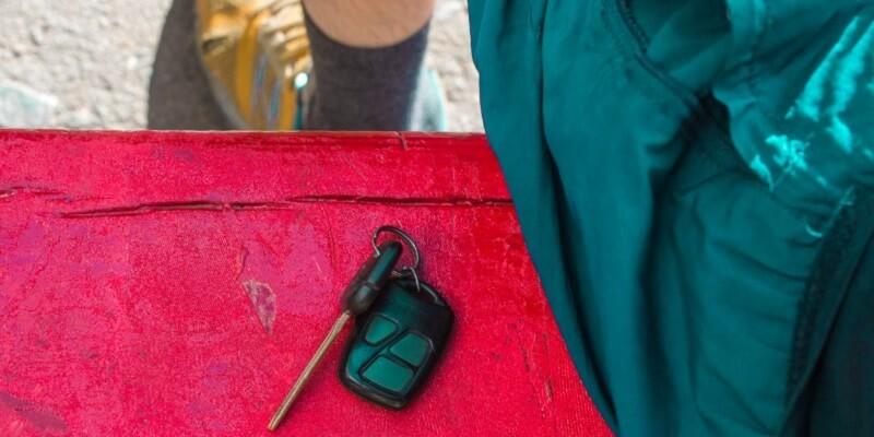 lost car keys - Good Lock