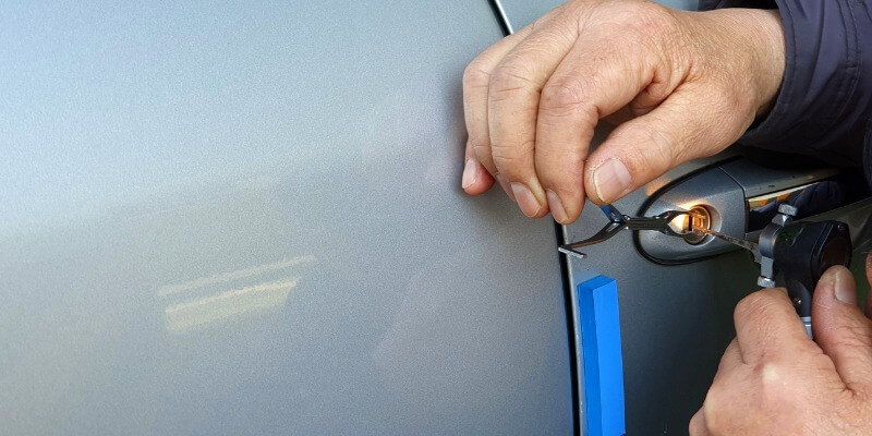 unlock car door - Good Lock